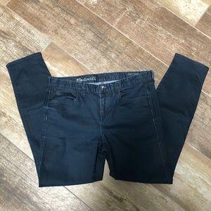 Madewell | skinny skinny ankle jeans